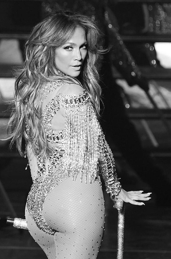 "Jennifer Lopez's Sold-Out Return of ""Jennifer Lopez: All I Have"" at The AXIS at Planet Hollywood Resort & Casino Brings in the Stars"