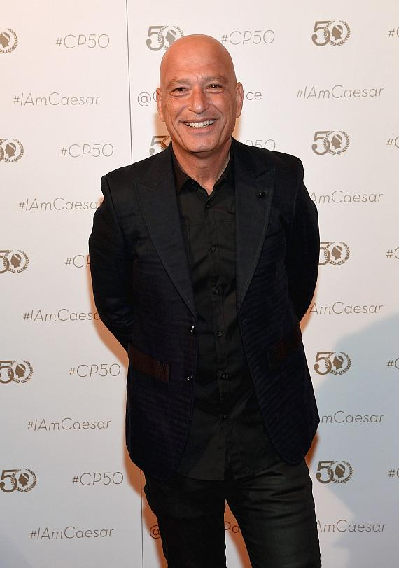Howie Mandel at Caesars Palace 50th Anniversary Gala in Las Vegas
