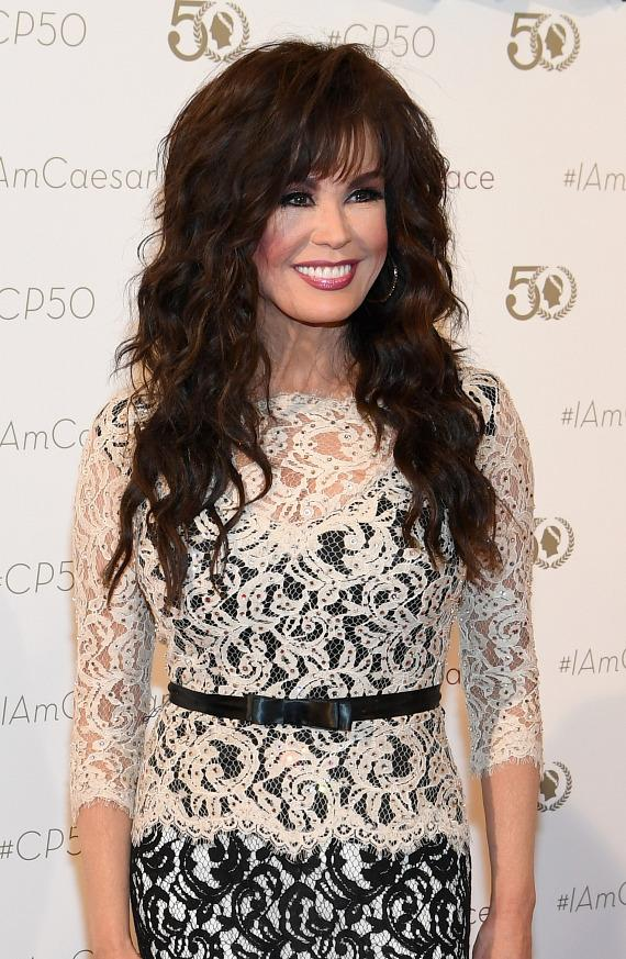 Marie Osmond at Caesars Palace 50th Anniversary Gala in Las Vegas