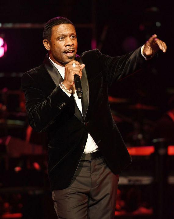 "Keith Sweat Opens his New Show ""Keith Sweat: Last Forever"" at The Flamingo Las Vegas"