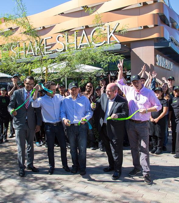 Shake Shack opens in Downtown Summerlin