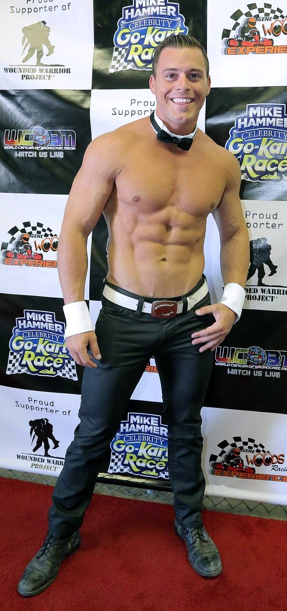 Chippendales Ryan Worley