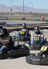 """Mike Hammer's Celebrity Go-Kart Race"" Photo Gallery #3 – Racing Photos"