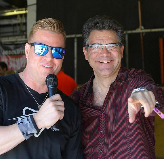 Jeff Manning and Entertainment Columnist Johnny Kats
