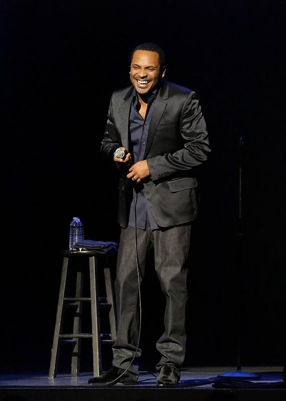 Mike Epps performs at The Palms Casino Resort