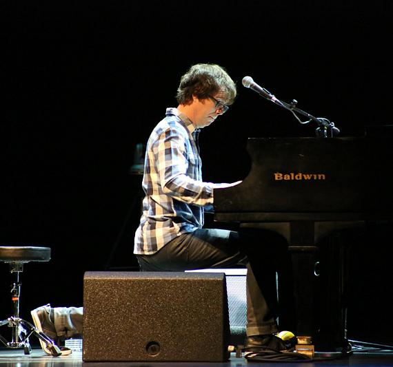 Ben Folds Five performs at The Pearl at Palms in Las Vegas