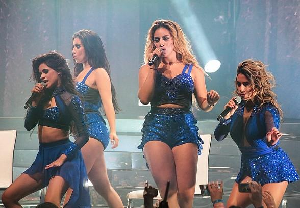 Fifth Harmony performs at The Pearl; Natalie La Rose hosts Ghostbar After Party