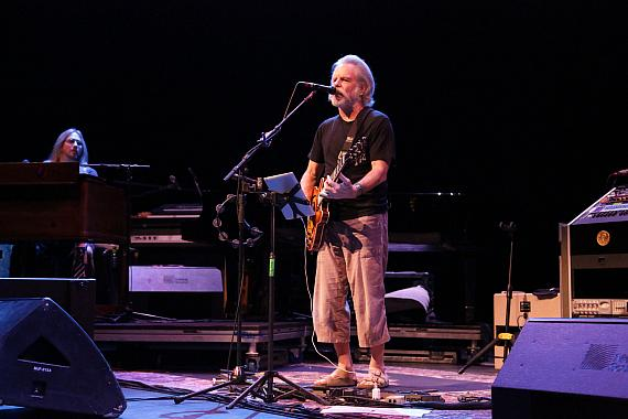 Furthur performs at The Pearl Concert Theater at The Palms