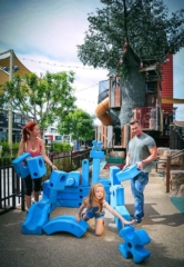 It's a Day at the Beach with the Return of Container Park's Kid's Camp Series August 18