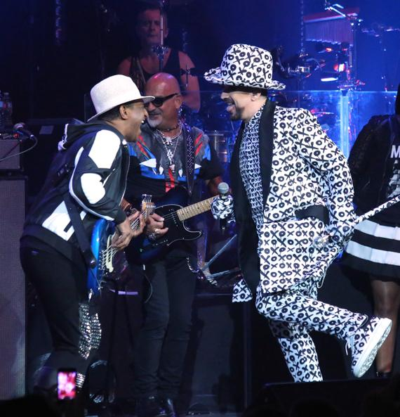 Boy George and Culture Club perform at The Pearl at Palms Casino Resort