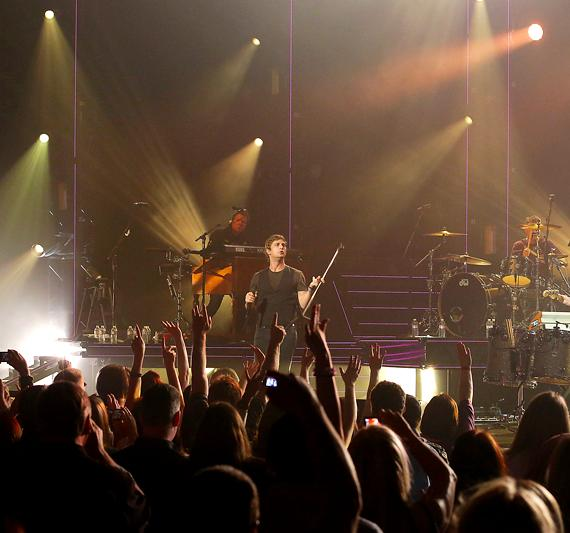Matchbox Twenty Rocks a Sold Out Crowd in The Pearl at The Palms in Las Vegas