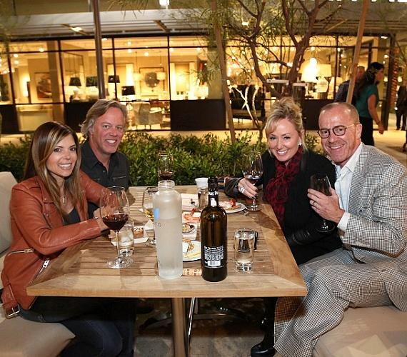 Flipping Vegas' Amie and Scott Yancey and friends