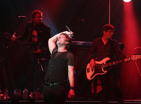 Matchbox Twenty performs at The Pearl at The Palms in Las Vegas