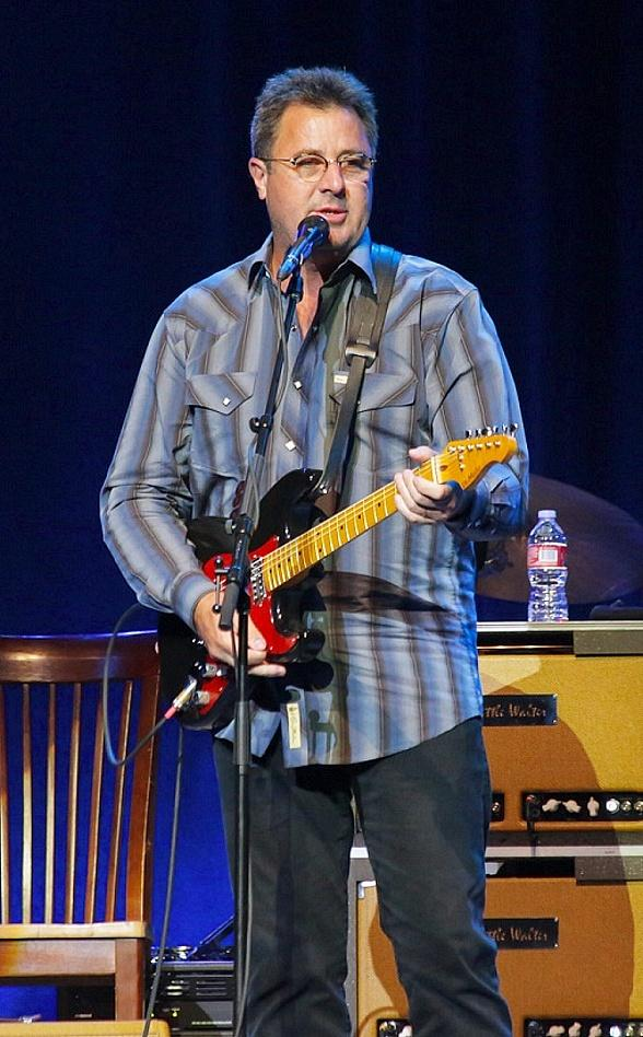 Vince Gill wows the crowd at The Pearl at Palms Casino Resort in Las Vegas