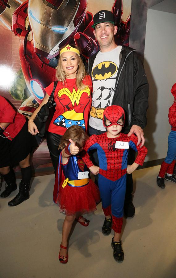 Inaugural CosBash 2016 Brought Comic Fans of All Ages Together at Marvel Avengers S.T.A.T.I.O.N.