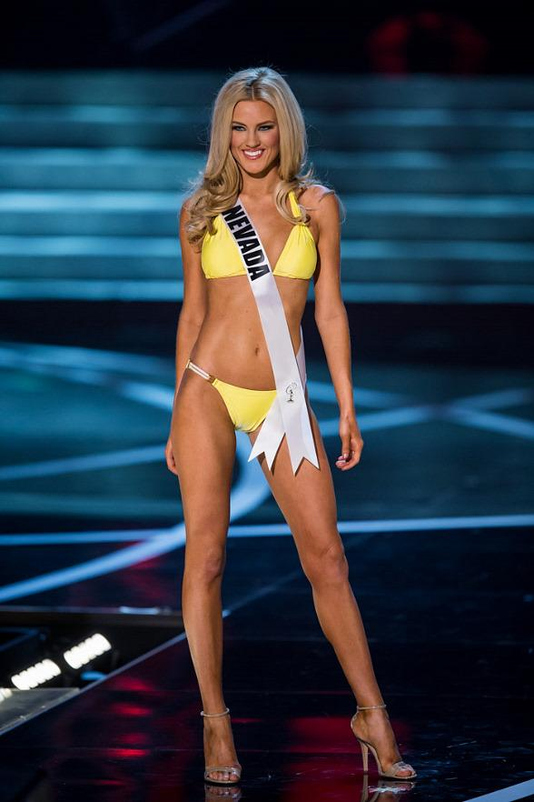 Miss USA 2013 Preliminary Competition at PH Live at Planet Hollywood Resort & Casino
