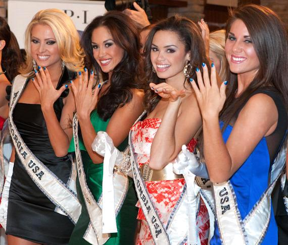 2011 Miss USA contestants