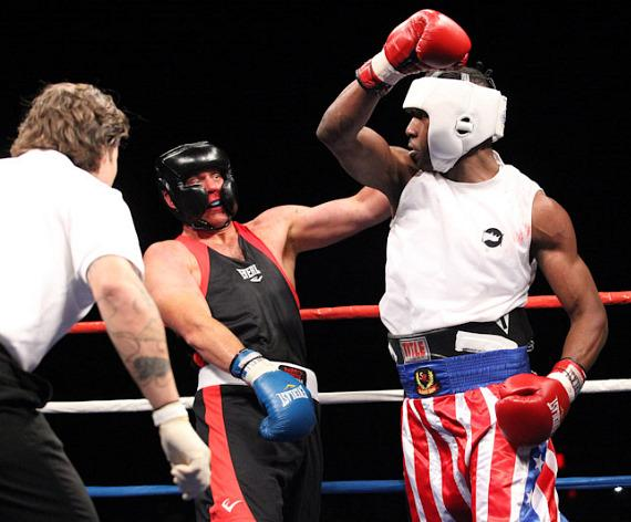 Vegas nightlife personalities duke it out for charity at Fight Club IV at The Joint