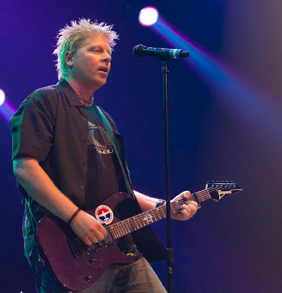 The Offspring perform at The Joint