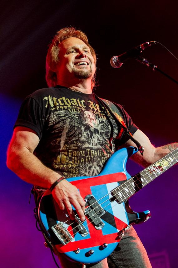 Michael Anthony of Chickenfoot at The Joint at Hard Rock Hotel & Casino