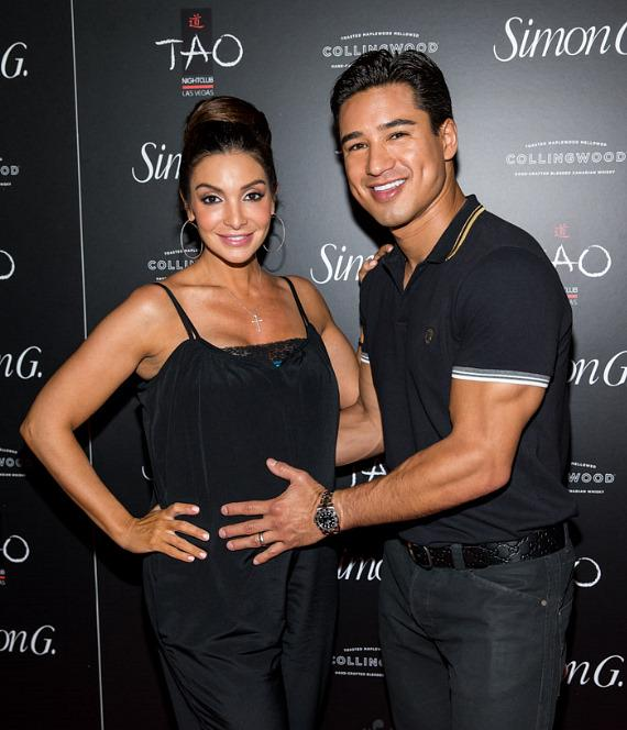 Mario and Courtney Lopez