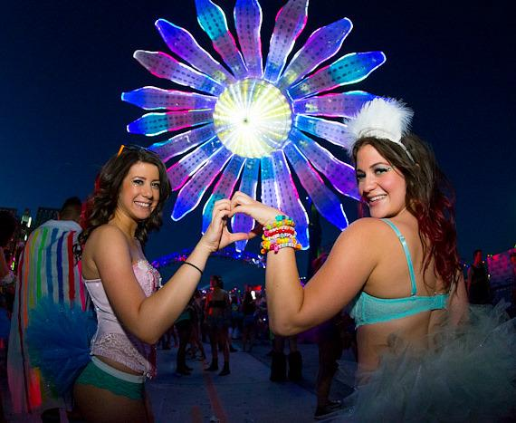 Electric Daisy Carnival Photo Gallery: Day 2