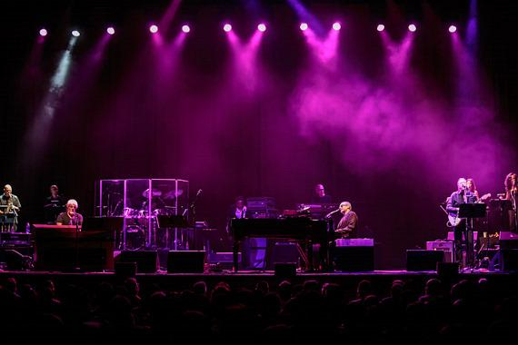 Michael McDonald, Donald Fagen and Boz Scaggs perform at The Joint
