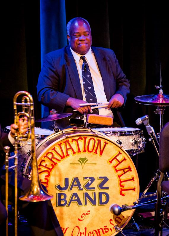 The Preservation Hall Jazz Band Performs at The Smith Center For The Performing Arts in Las Vegas
