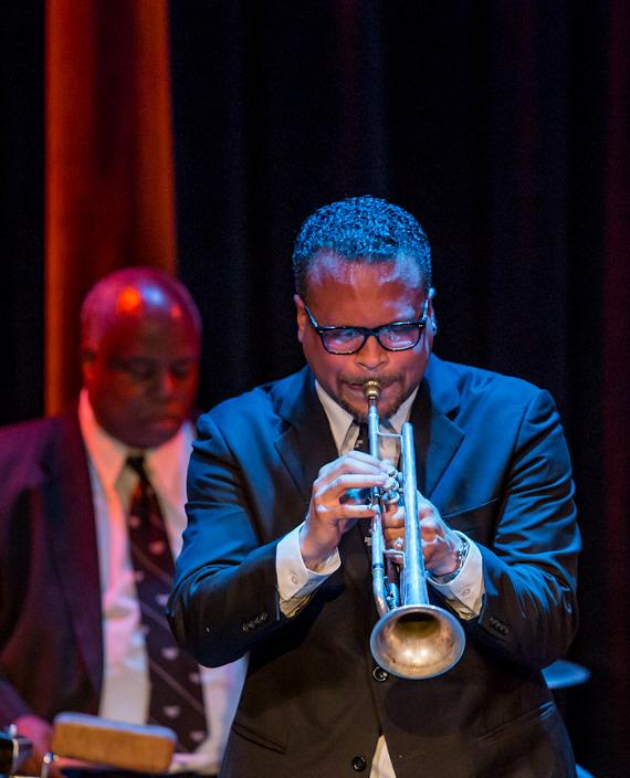 The Preservation Hall Jazz Band performs at The Smith Center For The Performing Arts