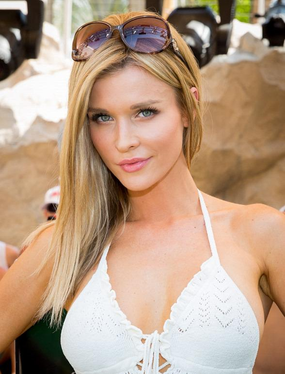 Joanna Krupa, Zowie Bowie, Lydia Ansel at Rehab Bikini Invitational at Hard Rock Hotel & Casino
