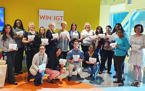 IGT's(International Game Technology) Women Inclusion Network partners with nonprofitProject Marilyn
