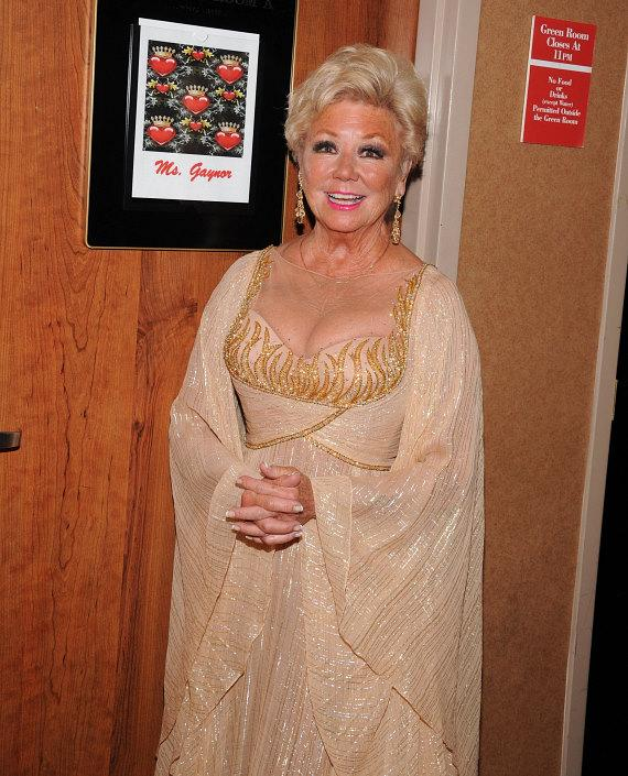Mitzi Gaynor at The Orleans Showroom