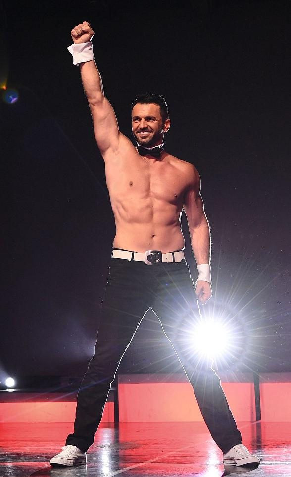 "Tony Dovolani from ""Dancing with the Stars"" Makes Dynamic Debut as Latest Chippendales Celebrity Guest Host in Residency at Rio All-Suite Hotel & Casino in Las Vegas"
