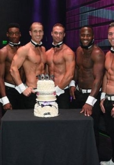 Chippendales – the #1 Male Revue in the World – Celebrates 7000 Performances at Rio All-Suite Hotel & Casino in Las Vegas