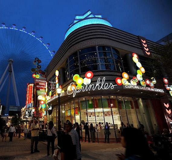 Sprinkles at The LINQ