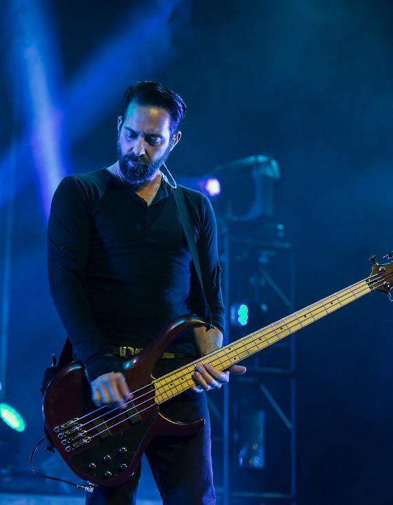 Chevelle performs at The Joint in Hard Rock Hotel Las Vegas