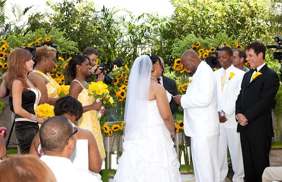 Charlene Lee And Willy Williams From Bronx New York Get Married