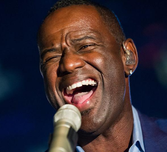 Brian McKnight Performs at The Coach Woodson Las Vegas Invitational Ciroc Celebrity Welcome Party at Mandarin Oriental, Las Vegas