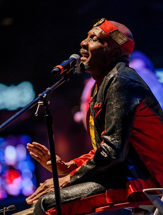 Jimmy Cliff performs at Brooklyn Bowl Las Vegas in The LINQ