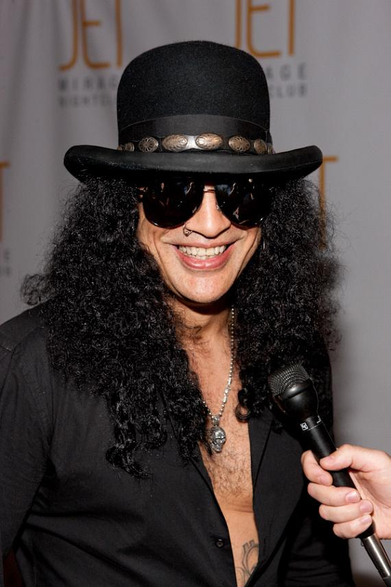 Slash at JET Nightclub