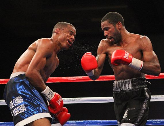 "Lamont Peterson vs.  Victor ""Mermelada"" Cayo at The Cosmopolitan of Las Vegas"