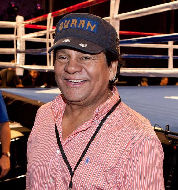 Roberto Duran at The Cosmopolitan of Las Vegas