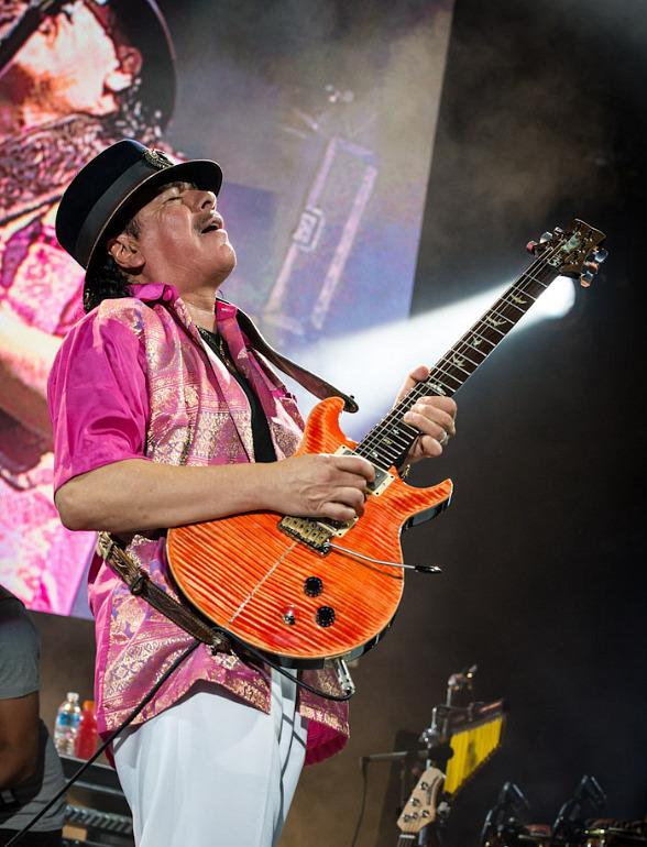 Carlos Santana and House of Blues Las Vegas Extend Residency into 2018