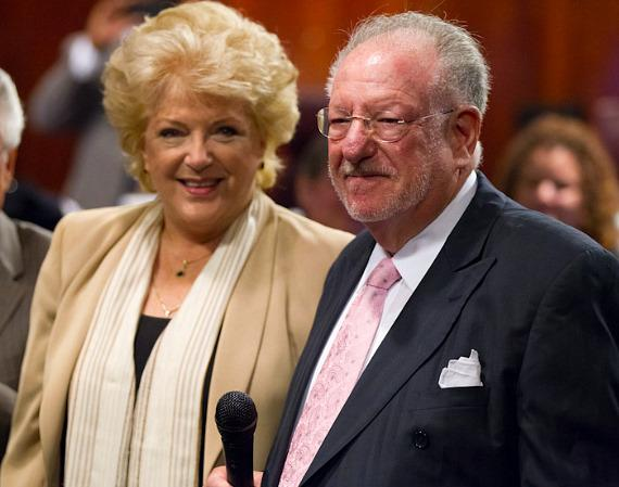 Carolyn G. Goodman and Oscar B. Goodman