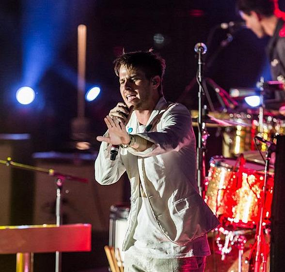 Foster The People perform at The Cosmopolitan