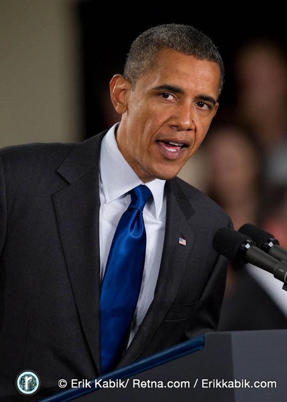 President Obama delivers speech at UNLV on July 9, 2010