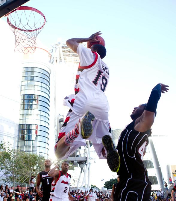 Ball Up Streetball Championship in Las Vegas; MVP to be Awarded with $100K Contract