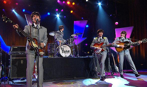 """The Fab Four ­- The Ultimate Tribute with Ed Sullivan"