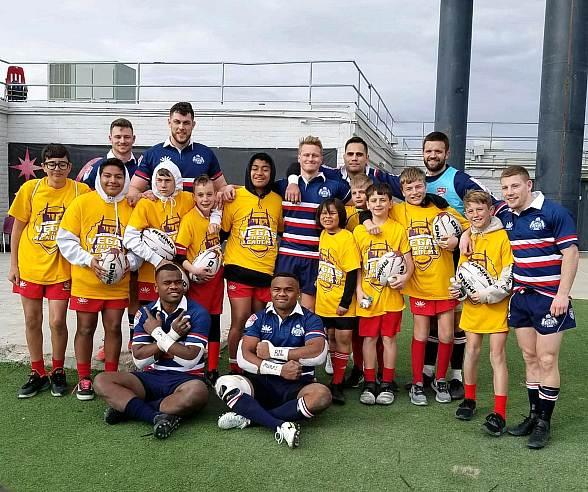 New England Free Jacks Win Major League Rugby in Vegas