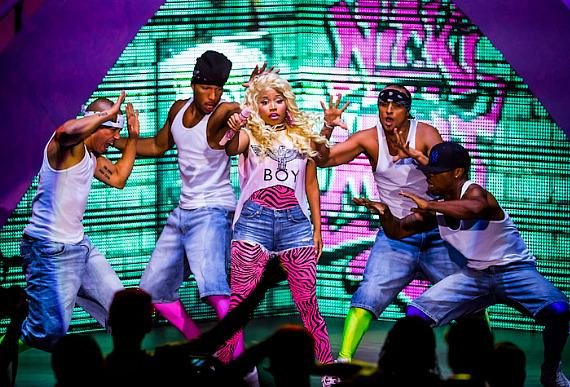 Nicki minaj hollywood casino amphitheatre chicago 2015